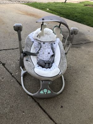 Baby swing for Sale in Indian Creek, IL