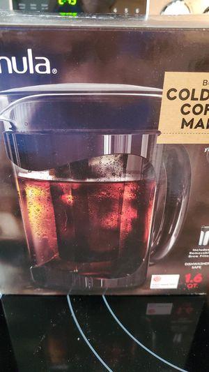 Coffee maker cold brew for Sale in Glen Burnie, MD