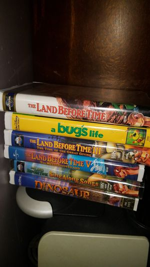 FREE Disney VHS Movies for Sale in Miami, FL