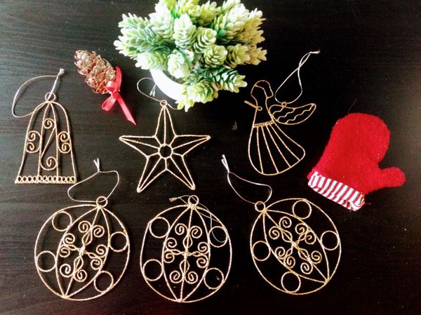 18 Gorgeous High Quality Ornaments for Christmas OBO ...
