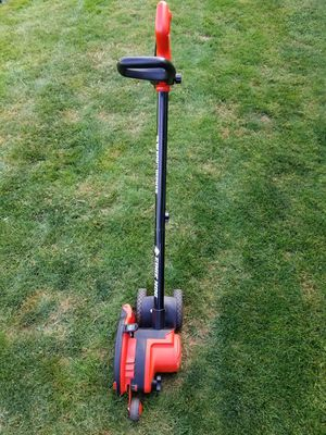 Black and decker electric edger for Sale in Everett, WA