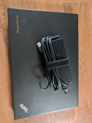 Lenovo ThinkPad T440S laptop and charger for Sale in Cedar Park, TX