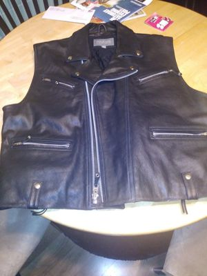 Wilson motorcycle vest for Sale in Chicago, IL
