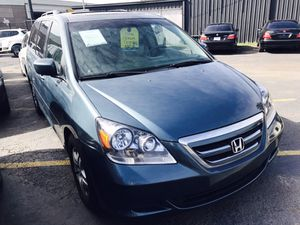 2006 Honda Odyssey LOW DOWN for Sale in Bellaire, TX