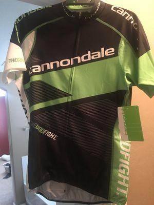 Cannondale Road bike jersey for Sale in Surprise, AZ