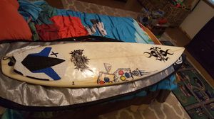 tropix surfboard for Sale in Collinsville, TX