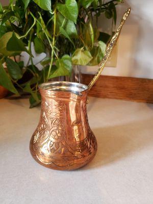 Turkish coffee pot for Sale in Auburn, WA