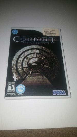 Nintendo Wii, The Conduit Special Edition for Sale in Dawson, GA
