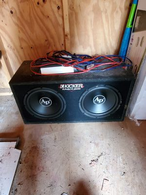 12 inch subs for Sale in Thornville, OH