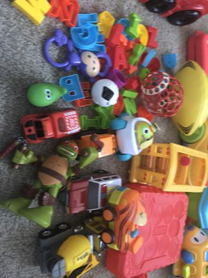 New or lightly used baby/ Toddler toys for Sale in Tacoma, WA