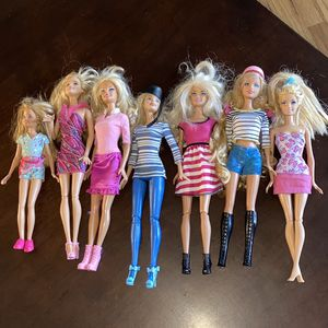 Seven Barbies for Sale in Fishkill, NY