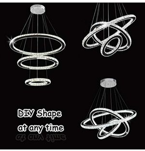 Crystal chandelier for Sale in Pico Rivera, CA