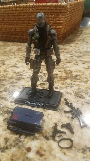 Gi Joe 25th Anniversary, Firefly for Sale in Corona, CA