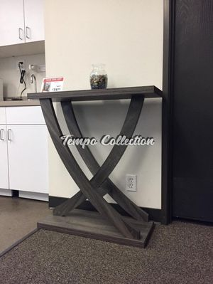 New Console Table, Grey, SKU# ID161864TC for Sale in Santa Fe Springs, CA