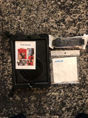 40 Brand New BRAECN Ipad 9.7 Shockproof Pirate Case for Sale in Lakewood Township, NJ