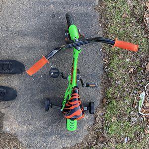 "Used 12"" B Kent Dino Power Bike for Sale in Hamden, CT"