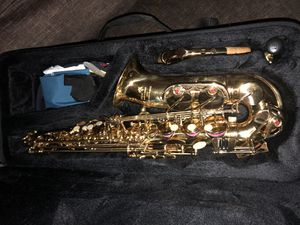 Alto Saxophone HRSD 2000 made in France for Sale in Gulfport, MS