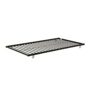 DHP Universal Rolling Daybed Trundle Description:Metal frame Colors: White, black Accommodates one standard twin size mattress (sold separately) Prov for Sale in Houston, TX