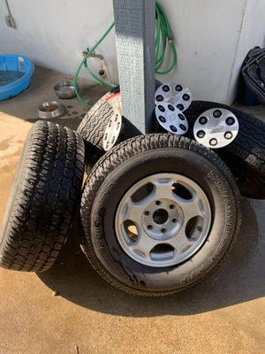 Chevrolet rims 6lug for Sale in North Highlands, CA