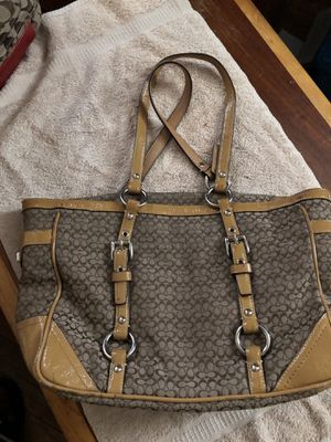 Coach tote bag for Sale in Severn, MD