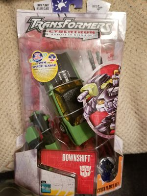 Transformers Cybertron Downshift for Sale in Conyers, GA