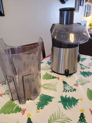 Hamilton Beach juice machine for Sale in Sioux City, IA