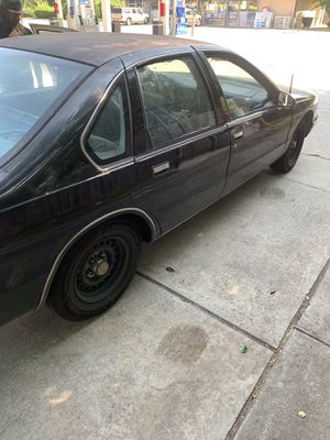 1996 Chevrolet Caprice for Sale for sale  Fairburn, GA