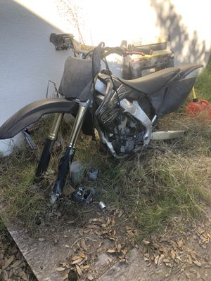 Honda dirt bike needs wheels and tires for Sale in Cypress, CA