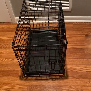 2 Doors Small Pets Folding Crate 16x22x14 for Sale in Edgewood, FL