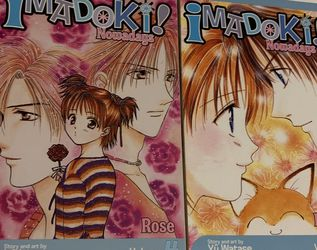 Imadoki! Nowadays By Yuu Watase (Manga), Volumes 4-5 for Sale in Houston,  TX