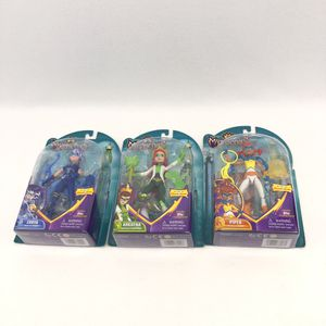 3 Mysticons Figures Arkayna, Zara, Piper for Sale in Sully Station, VA