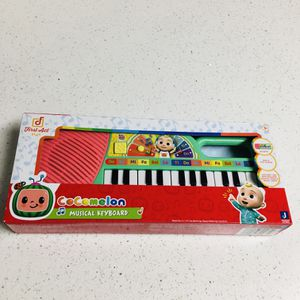 Cocomelon Musical Keyboard Piano Toy JJ Play And Sing Along for Sale in Tolleson, AZ