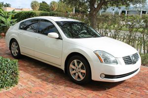 Very clean 2oo4 Nissam Maxima Ex-L AWDWheelss Naturally Aspirated for Sale in Anaheim, CA