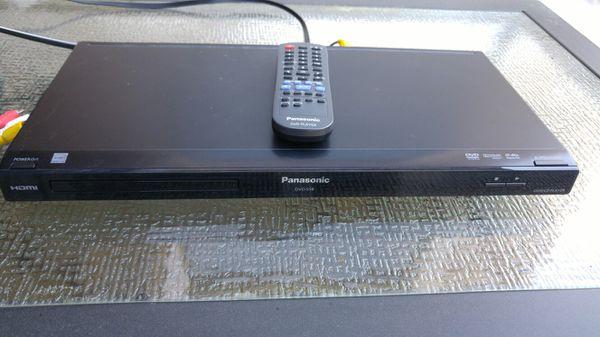 DVD Player w/remote