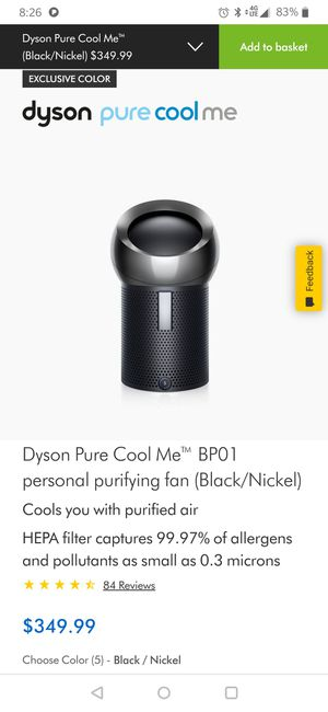 Dyson pure cool me bp01 for Sale in Austin, TX