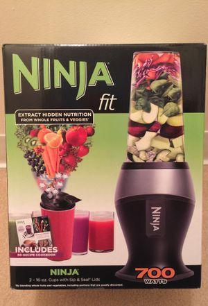 Brand New. Ninja Fit Personal Blender for Sale in Honolulu, HI