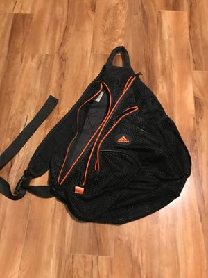 Adidas one strap mesh backpack for Sale in Palm Bay, FL