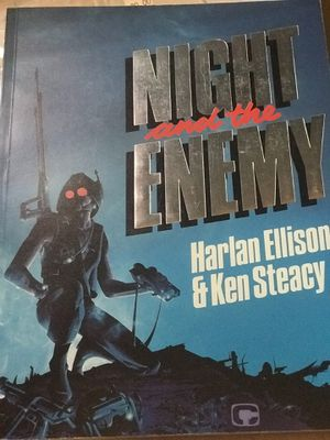 NIGHT AND THE ENEMY MAGAZINE BOOK for Sale in Tampa, FL