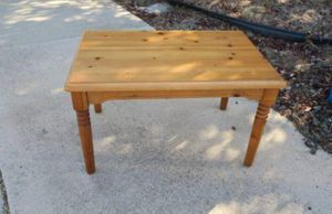 Table with 4 chairs and booth for Sale in Lexington, KY