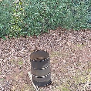 Free Burn Barrel for Sale in Lawrenceville, GA