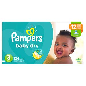 Pampers 208 size 3 for Sale in Hercules, CA