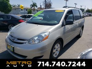 2007 Toyota Sienna for Sale in La Habra, CA
