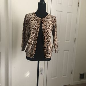 Cheetah Cardigan for Sale in Gambrills, MD