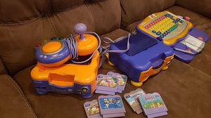 kids toys v tech TV learning system for Sale in Compton, CA