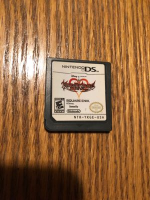 Nintendo DS Kingdom Hearts Game for Sale in Brook Park, OH