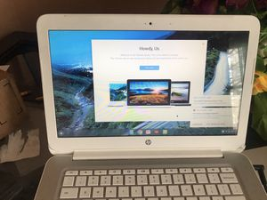 Hp Chromebook 14 inches for Sale in Newark, NJ