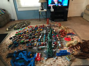 Thomas the train huge collection for Sale in Montesano, WA