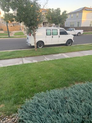 2002 Chevy express for Sale in Denver, CO