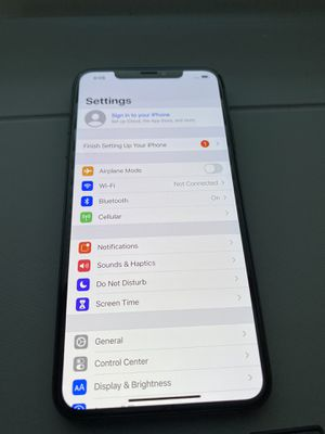 Iphone XS Max 64gb SPRINT ONLY for Sale in Gaithersburg, MD
