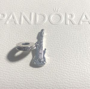 Pandora silver guitar charm for Sale in Windermere, FL